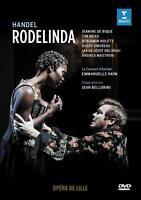 HÄNDEL-RODELINDA (LILLE 2018) - HAIM,EMMANUELLE/+  2 DVD NEU
