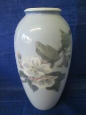 Large Royal Copenhagen 2629/2129 Apple Blossom Vase 28cm c1970`s