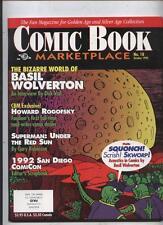 Comic Book Marketplace #18 Basil Wolverton NM/ Mint, New looking fanzine