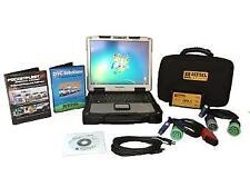 Diesel Truck Diagnostic Tool & Scanner Panasonic CF30 Toughbook Laptop Kit