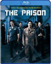 PRE ORDER: THE PRISON  -  BLU RAY - Sealed Region free