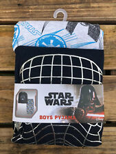 Star Wars Disney Stormtrooper Boys Pyjama Set UK Size 13-14 Years