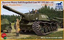 BRONCO CB35109 Russian Self-Propelled Gun SU-152 (KV-14) September 1943 in 1:35