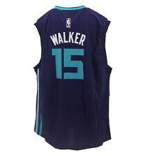 Charlotte Hornets Official NBA Adidas Kids Youth Size Kemba Walker Jersey New