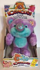 Vintage 1987 Playskool Hasbro Nosy Bears Dizzy Bear New In Box