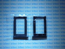 Sim Tray porta scheda black nero per Apple Iphone 3 3g 3gs cover trey nuovo new