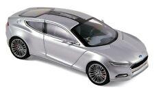 Ford Evos Concept 2012 Silver 270536  Norev 1/43