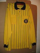 Soccer Referee Jersey High Five Sportswear Yellow XL 2000 Federation FREE SHIP