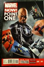 MARVEL NOW POINT ONE # 1 (2012) GUARDIANS OF THE GALAXY NICK FURY NOVA ANT-MAN