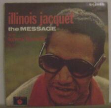 Illinois Jacquet w/Kenny Burrell/The Message/Cadet/CA722/Mint
