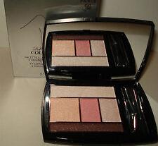 Lancome Color Design Eye Brightening  5 Shadow & Liner Palette 206 Rose Romance