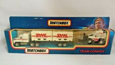 MATCHBOX TEAM CONVOY TC 18 Transport Set 1990 1:90 BOXED Pre-owned DHL