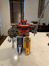 Mighty Morphin Power Rangers Megazord Deluxe Bandai 1993 MMPR