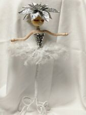 Colombia Hand Made BALLET DOLL 12""