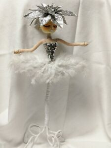 """Colombia Hand Made BALLET DOLL 12"""""""