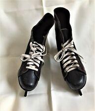 American Wildcat Men's Hockey Ice Skates #20526203 Black & Brown-Sizes 8