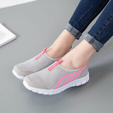 Womens Sport Shoes Casual Athletic Sneakers Trainers Walking Breathable Comfy