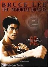 BRUCE LEE: Immortal Dragon: Ultimate Collectors Ed: DVD