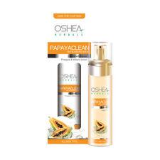 Oshea Herbals Papaya clean Anti Blemish Serum 50ml Reduce Spots & Pigmentation
