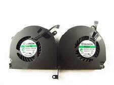 "Genuine Left Right CPU Cooling Fan for Apple MacBook Pro 15"" A1286 MB470 MB985"