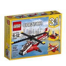 LEGO CREATOR-31057 Air Blazer 102 PCS Complete Set NEW Sealed Box