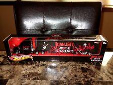 Joan Jett Signed Limited Prop Tour Semi Truck Hauler Hot Wheels Runaways BAS