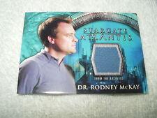 Stargate Atlantis Costume Card Dr Rodney McKay