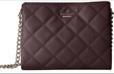Kate Spade New York Emerson Place Mini Convertible Dark Mahogany Phoebe $328