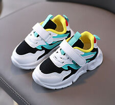 Child Boys Sports Sneakers Kids Baby Infant Toddler Casual Trainner Shoes US 4.5