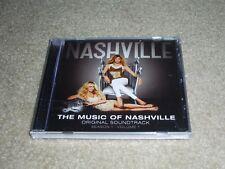 THE MUSIC OF NASHVILLE ORIGINAL SOUNDTRACK CD VARIOUS ARTISTS BRAND NEW SEALED