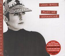 Joan Baez Play me backwards 2cd Brand New