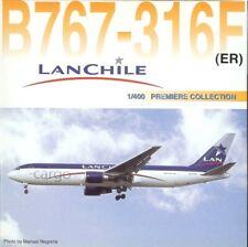 1/400 DRAGON WINGS 55338; LAN CHILE cargo Boeing 767-316F