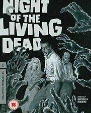 Night of The Living Dead - Criterion Collection Blu-ray UK BLURAY
