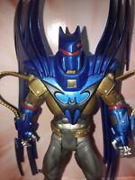 DC Universe Classics BATMAN Knightfall azrael knightsend wave 16 bane BAF Series