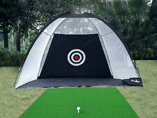 2M Golf Practice Training Net Hitting Cage Indoor Outdoor Chipping Driving