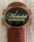"""MICHELOB AMBERBOCK DARK LAGER 11"""" BEER BAR TAP PUB HANDLE"""