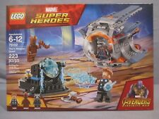 Lego 76102 THOR'S WEAPON QUEST Marvel Super Heroes Building Set NEW 2018