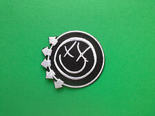 HEAVY METAL PUNK ROCK MUSIC FESTIVAL SEW ON / IRON ON PATCH:- BLINK 182 (c)