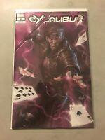 EXCALIBUR #2 LUCIO PARRILLO CLASSIC COVER EXCLUSIVE VARIANT UNCANNY X-MEN gambit