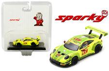 Sparky 1:64 Porsche 911 GT3 R  - World Cup Macau #911 Manthey