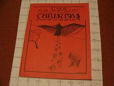 NECRONOMICON PRESS book: The LOVECRAFT CHRISTMAS BOOK; 1991