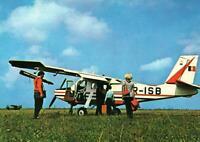 ROMANIA IAR-824 Multi-purpose Aircraft POSTCARD -  EXCELLENT - UNUSED