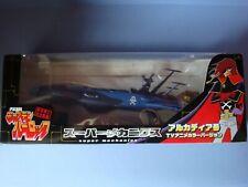 Vaisseau Super Mechanics Arcadia Albator Harlock Taito neuf boîte