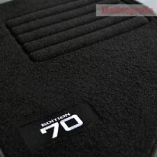 Mattenprofis Velours Edition Fußmatten für Volvo V70 III ab Bj.08/2007 bis heute