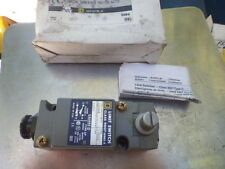SQUARE D #C54A2, Form y1905 Limit Switch