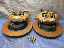 2006-2019 DODGE CHARGER SRT SCAT FRONT BREMBO BRAKE CALIPERS & ROTORS 350MM OEM