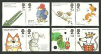 GB 2006 ANIMAL STORIES USA JOINT ISSUE BEATRIX POTTER ALICE IN WONDERLAND MNH