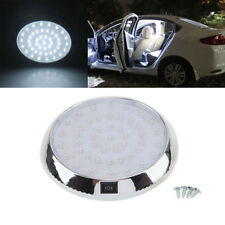 Car Vehicle 46 Led Interior Indoor Roof Ceiling Dome Light White Reading Lamp~2Y