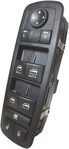 Master Power Window Door Switch for 2011-2013 Jeep Grand Cherokee NEW