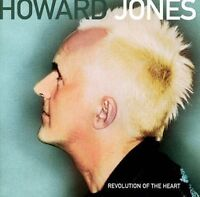 Howard Jones - Revolution Of The Heart - CD Album NEU